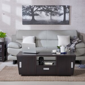 Fabius Contemporary Coffee Table by Latitude Run