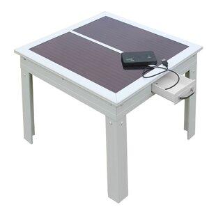 Savana Solar Patio Table