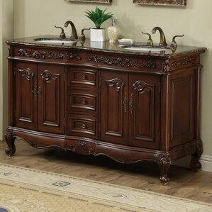 Astoria Grand Double Vanities You ll Love  Wayfair