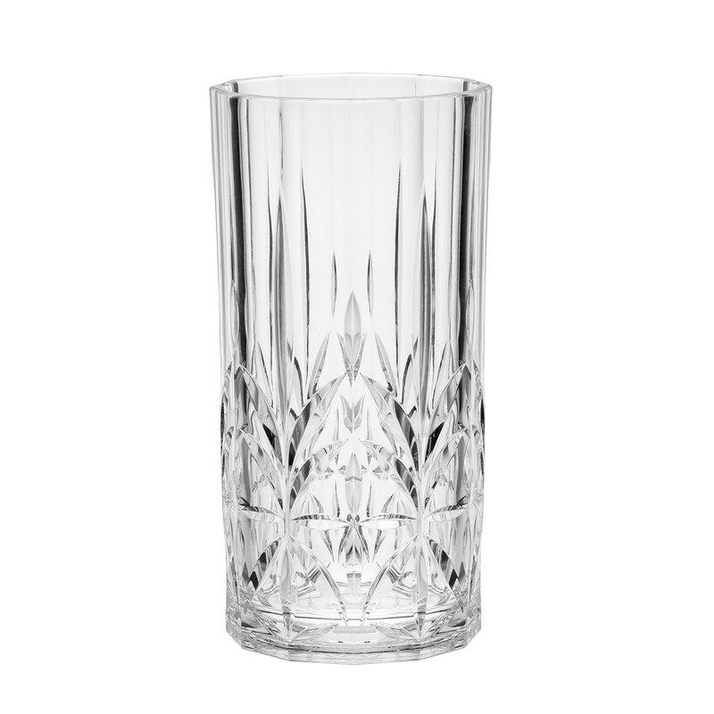 Mercer41 Barhorst 19 Oz Plastic Highball Glass Wayfair