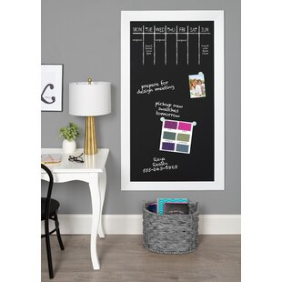 Beatrice Magnetic Wall Mounted Chalkboard