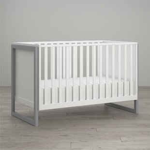 Maple Lane Dove Standard Crib by Little Seeds