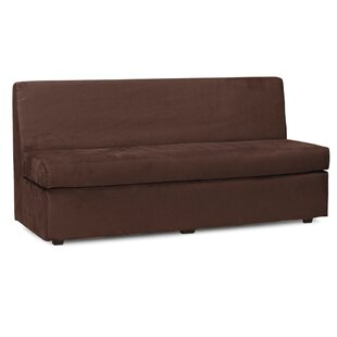 Bargain Mattingly Box Cushion Sofa Slipcover by Red Barrel Studio Reviews (2019) & Buyer's Guide