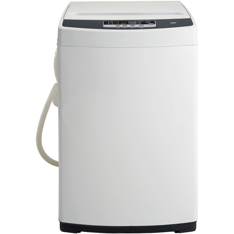 Top Load Portable Washer