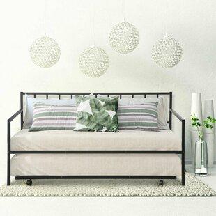 Montano 38 Steel Platform Bed