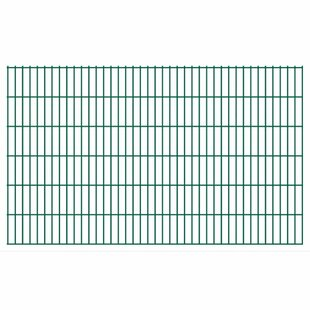 Delores 2D 112' X 4' (34m X 1.23m) Picket Fence Panel By Sol 72 Outdoor