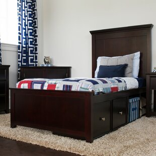 Compare Cowart Twin Panel Bed with Storage by Harriet Bee Reviews (2019) & Buyer's Guide