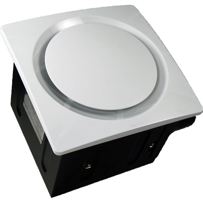 Aero Pure Ventilateur De Salle De Bain 110 Cfm Super Quiet