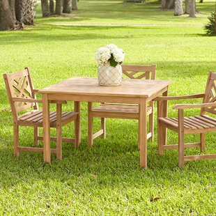 Summerton Teak Dining Table by Birch Lane™ Heritage Today Sale Only