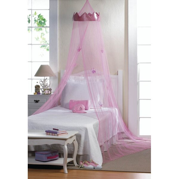viv + rae remy princess bed canopy & reviews | wayfair