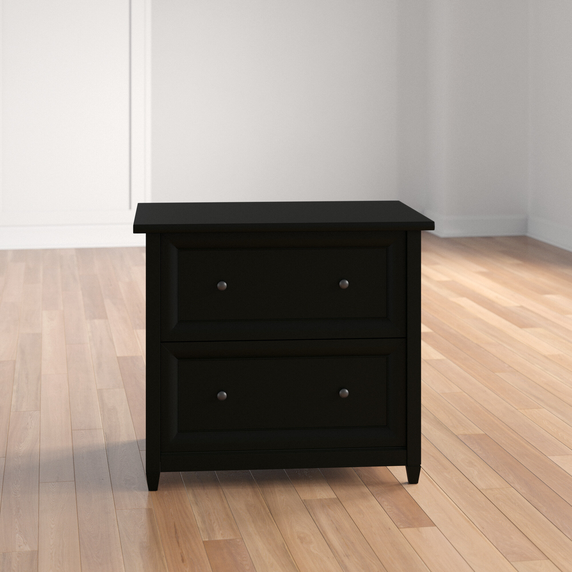 Image of: Three Posts Lamantia 2 Drawer Lateral Filing Cabinet Reviews Wayfair
