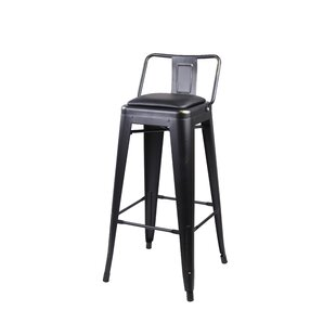 Affordable Price Alric 30 Bar Stool by 17 Stories Reviews (2019) & Buyer's Guide