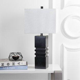 Black Marble Table Lamp Wayfair