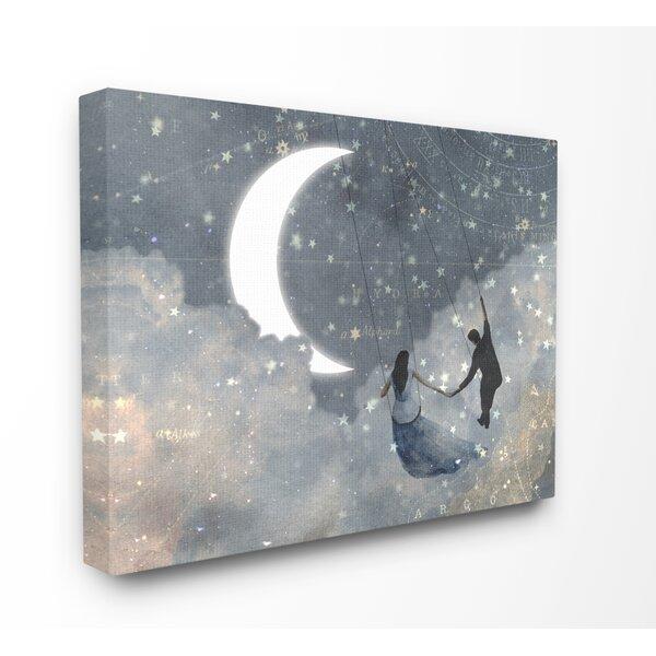 Crescent Moon Wall Art Wayfair