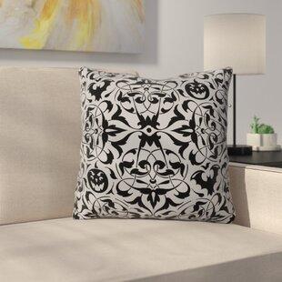 Henninger Gothique Throw Pillow