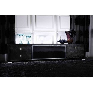 Reviews La Mirada TV Stand for TVs up to 88 by Wade Logan Reviews (2019) & Buyer's Guide