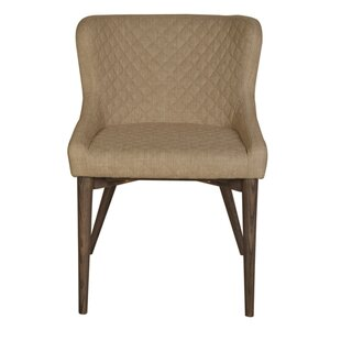 Mattingly Upholstered Dining Chair (Set of 2) Union Rustic