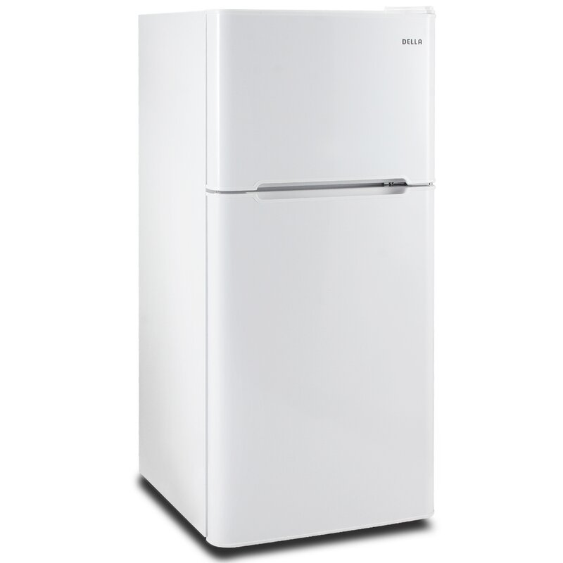 Della Cu Ft Compact Refrigerator With Freezer Reviews