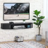 Aggeo Floating TV Stand for TVs up to 65 by Ebern Designs