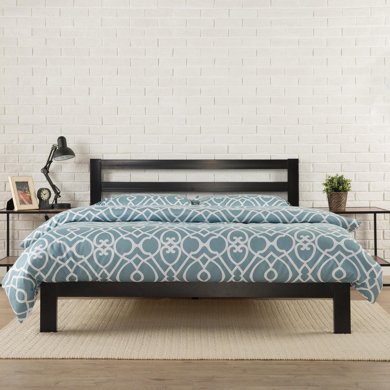 Mercury Row Avey Platform Bed U0026 Reviews | Wayfair