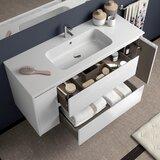 Durazo Contemporary 47 Single Bathroom Vanity Set by Orren Ellis