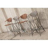 Zen Outdoor 30 Bar Stool by Bungalow Rose