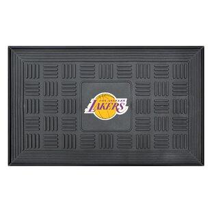NBA - Los Angeles Lakers Medallion Doormat ByFANMATS