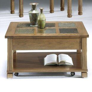 Progressive Furniture Inc. Rustic Ridge Lift Top Coffee Table