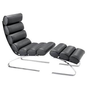 Orren Ellis Hostetler Lounge Chair