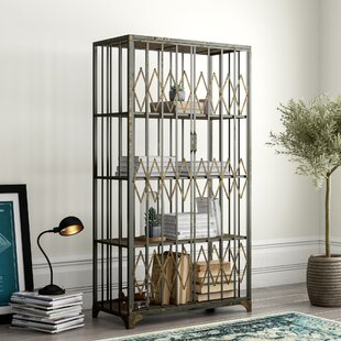 Carney Bookcase By Williston Forge