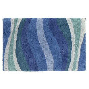 Langley Wavelength Bath Rug
