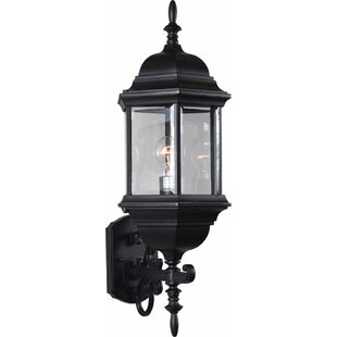 Reviews 1-Light Outdoor Sconce By Volume Lighting
