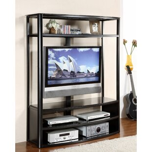 Check Prices Farro Entertainment Center for TVs up to 48 by Hokku Designs Reviews (2019) & Buyer's Guide