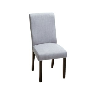 Top Brands of Caverly Parsons Dining Chair (Set of 2) By Brayden Studio