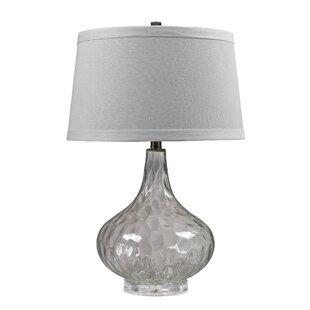 Heiden Water Glass 24 Table Lamp