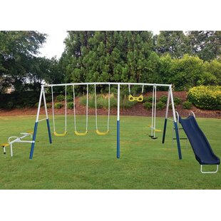 XDP Recreation Up Down/All Around Swing Set
