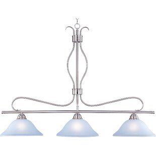 Three Posts Birdsall 3-Light Kitchen Island Pendant