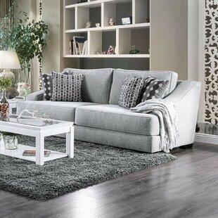 Shop Garrido Chenille Contemporary Sofa by Red Barrel Studio