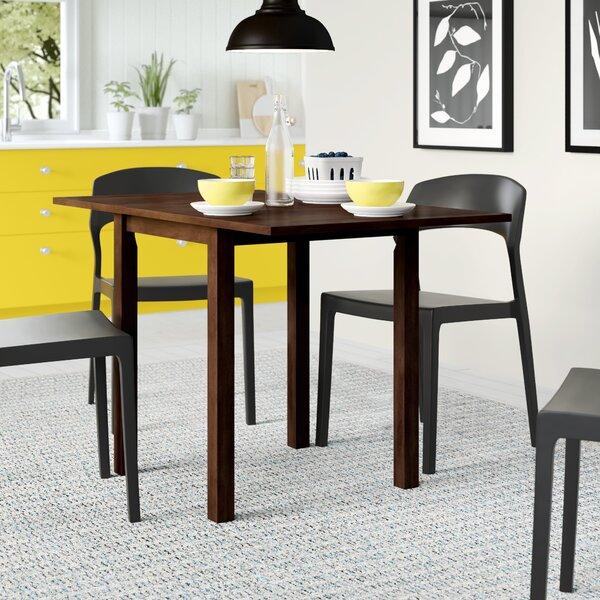 Brayden Studio Lorenzen Drop Leaf Dining Table Reviews Wayfair