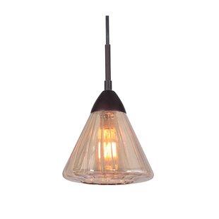 Woodbridge Lighting Aspire 1-Light Cone P..