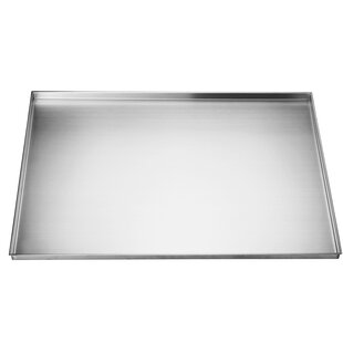 31 X 22 Stainless Steel Under Sink Drip Tray