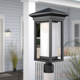 Tecca Outdoor 1-Light Lantern Head by Longshore Tides
