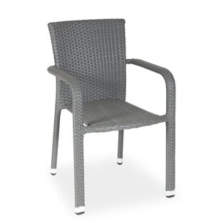 Daine Stacking Garden Chair By Sol 72 Outdoor