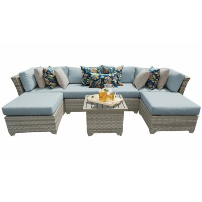 Piece Sectional Seating Group