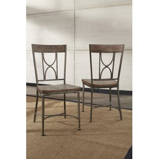 Barlow Side Chair (Set of 2) Fleur De Lis Living