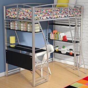 Viv + Rae Kronos Twin Loft Bed