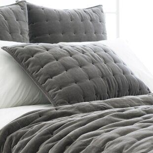 Vienna Quilted Sham by Pine Cone Hill