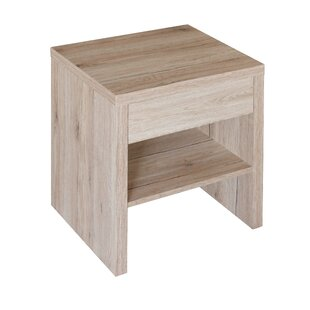 Five 1 Drawer Bedside Table By 17 Stories
