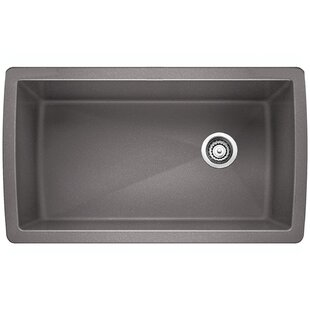 Single basin kitchen sinks youll love wayfair save to idea board workwithnaturefo