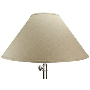 Price Check 24 Burlap Empire Lamp Shade By Fenchel Shades